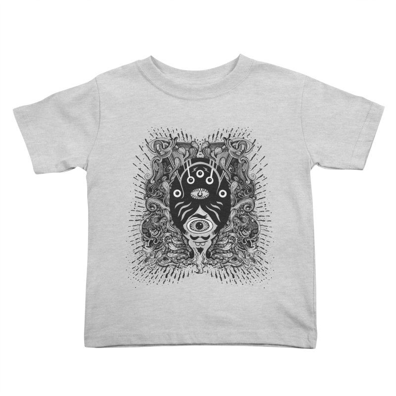 Ink Kids Toddler T-Shirt by Emerson Rauth