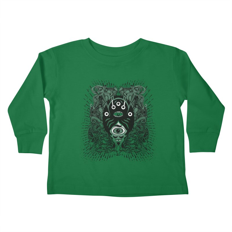 Ink Kids Toddler Longsleeve T-Shirt by Emerson Rauth