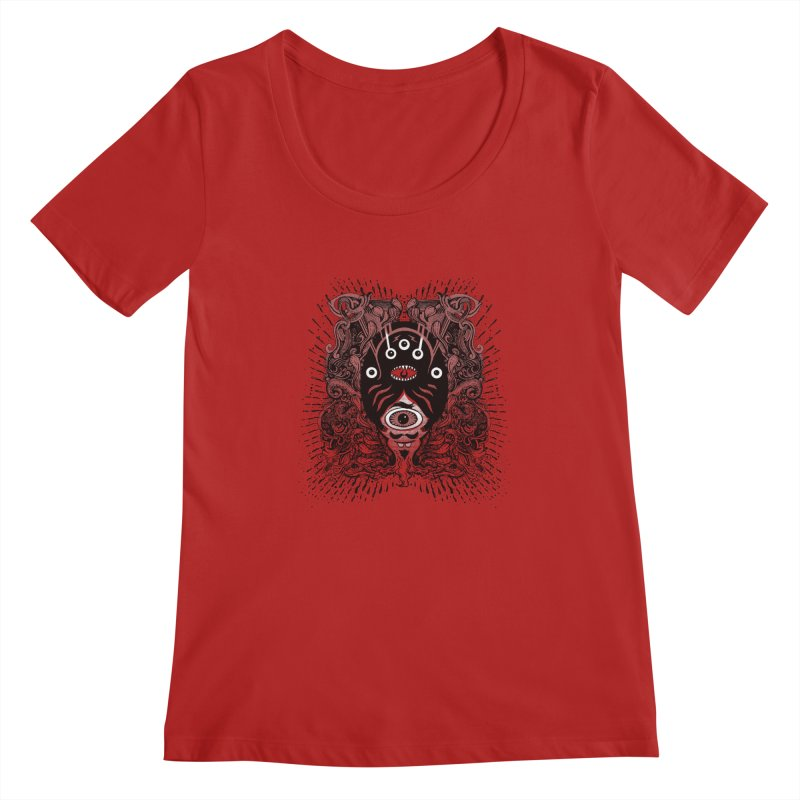 Ink Women's Scoopneck by Emerson Rauth