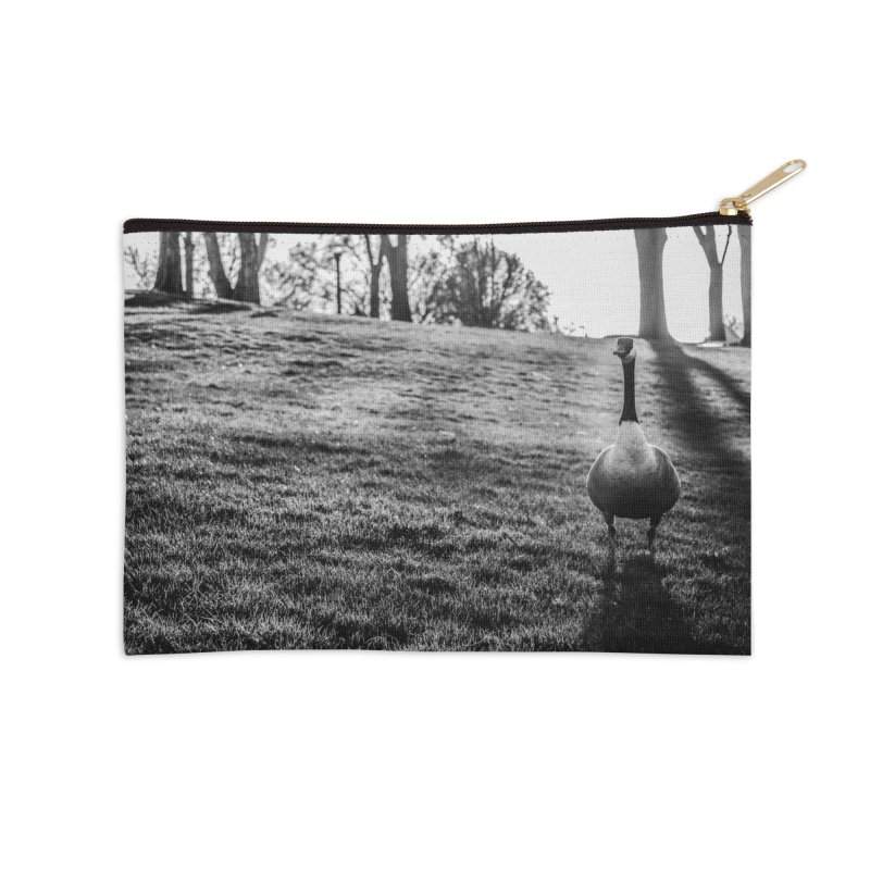 City of Geese Accessories Zip Pouch by emilyhanigan's Artist Shop