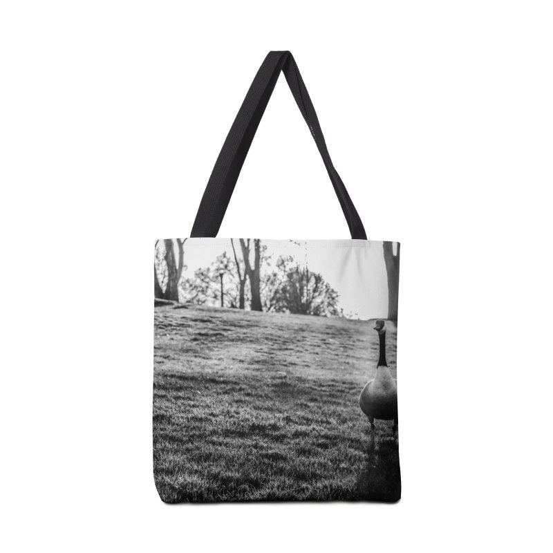 City of Geese Accessories Tote Bag Bag by emilyhanigan's Artist Shop