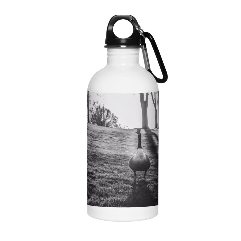 City of Geese Accessories Water Bottle by emilyhanigan's Artist Shop
