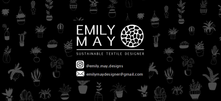 Logo for emilymaydesigns's Artist Shop