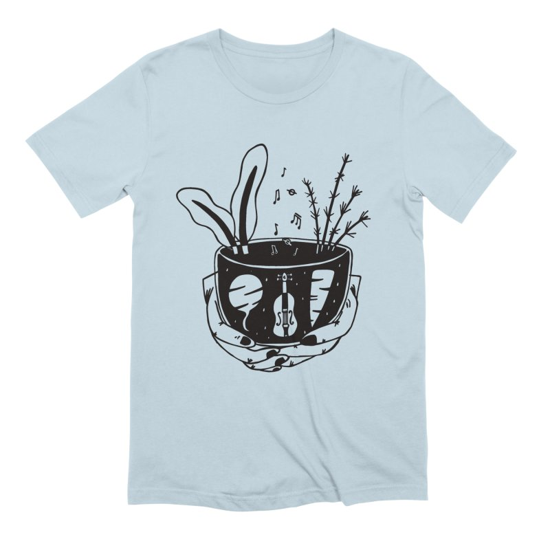 whole food Men's T-Shirt by emily prentice