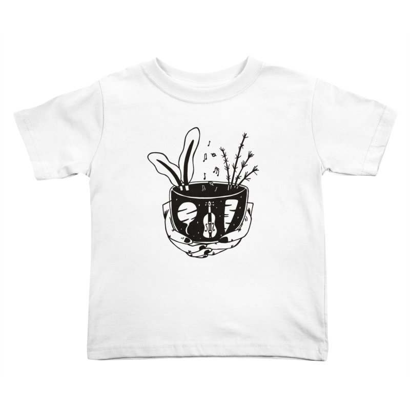 whole food Kids Toddler T-Shirt by emily prentice