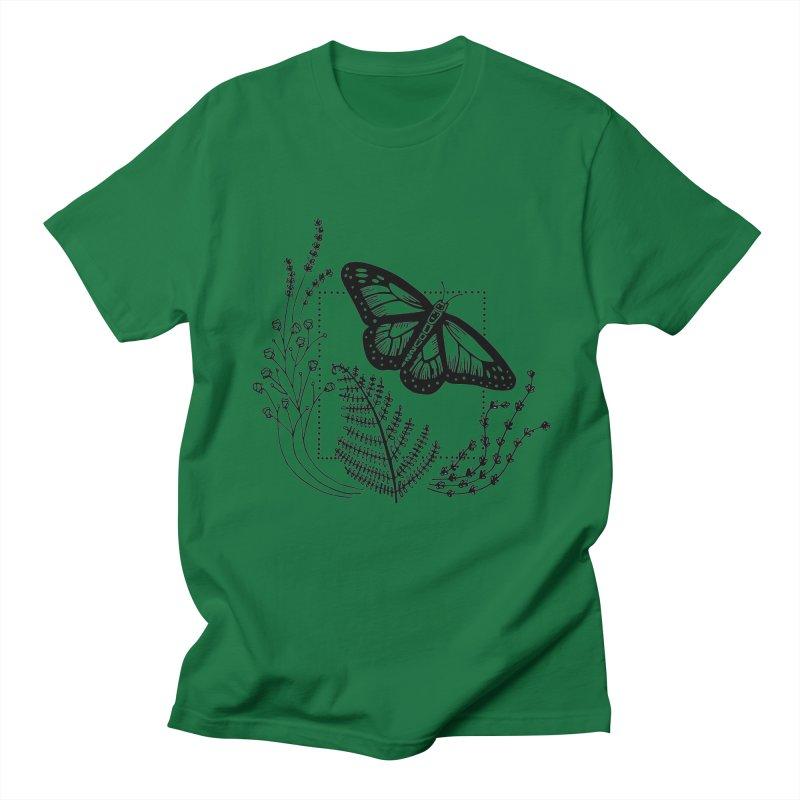 field and flutter Women's Regular Unisex T-Shirt by emily prentice