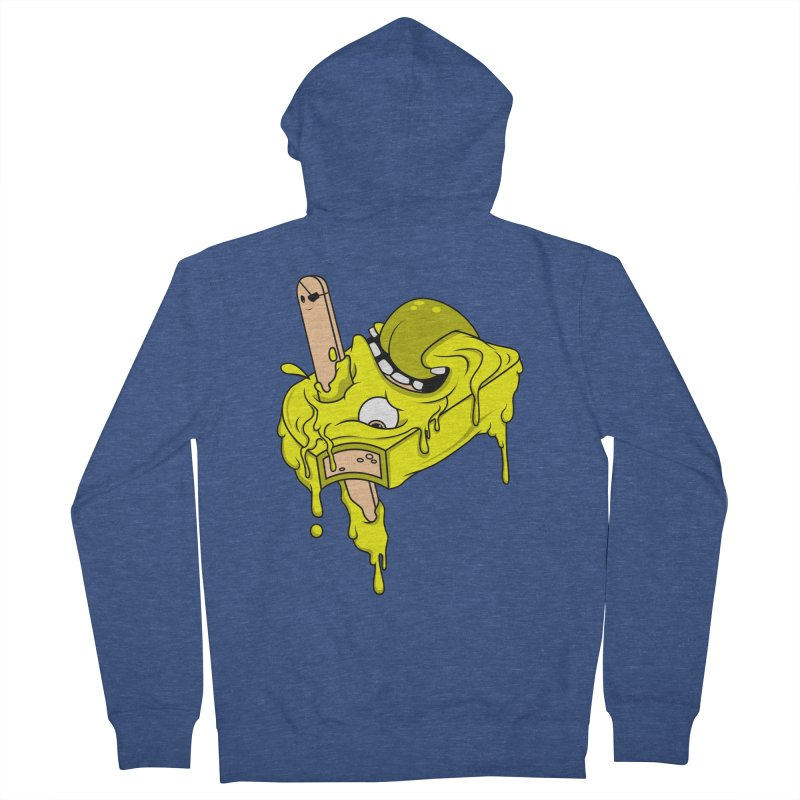 Betrayal Men's French Terry Zip-Up Hoody by emodistcreates's Artist Shop