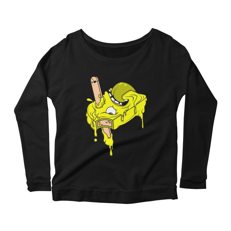 Betrayal Women's Scoop Neck Longsleeve T-Shirt by emodistcreates's Artist Shop