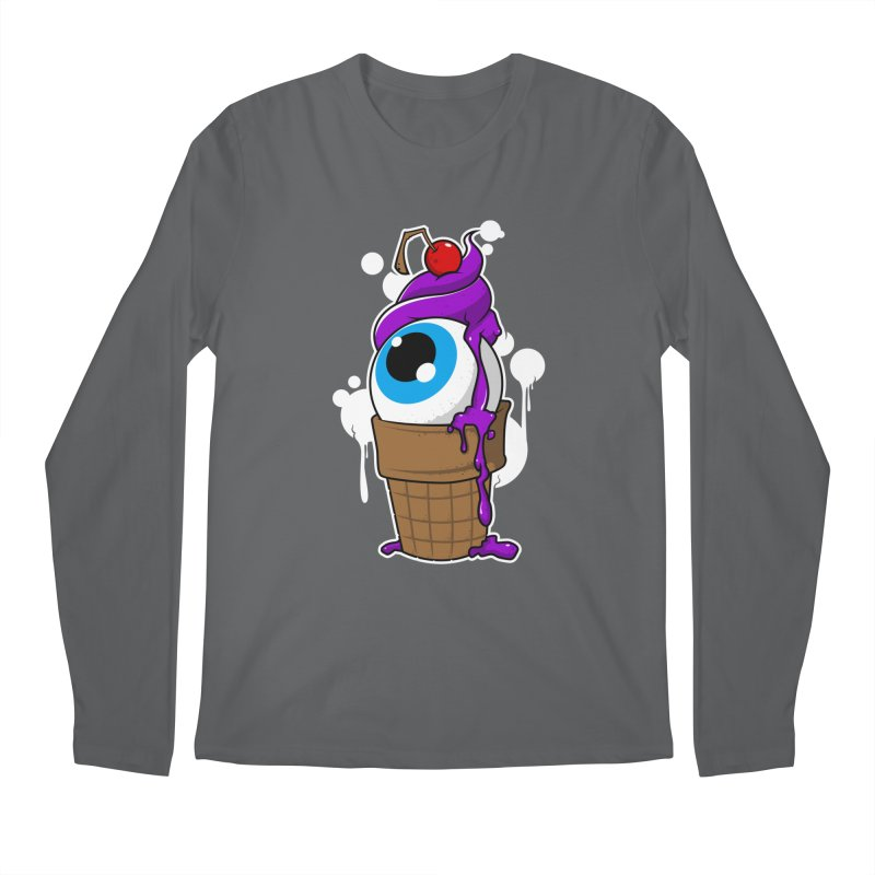 Eyescream Men's Longsleeve T-Shirt by emodistcreates's Artist Shop