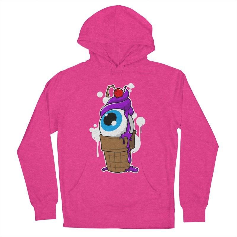 Eyescream Women's Pullover Hoody by emodistcreates's Artist Shop