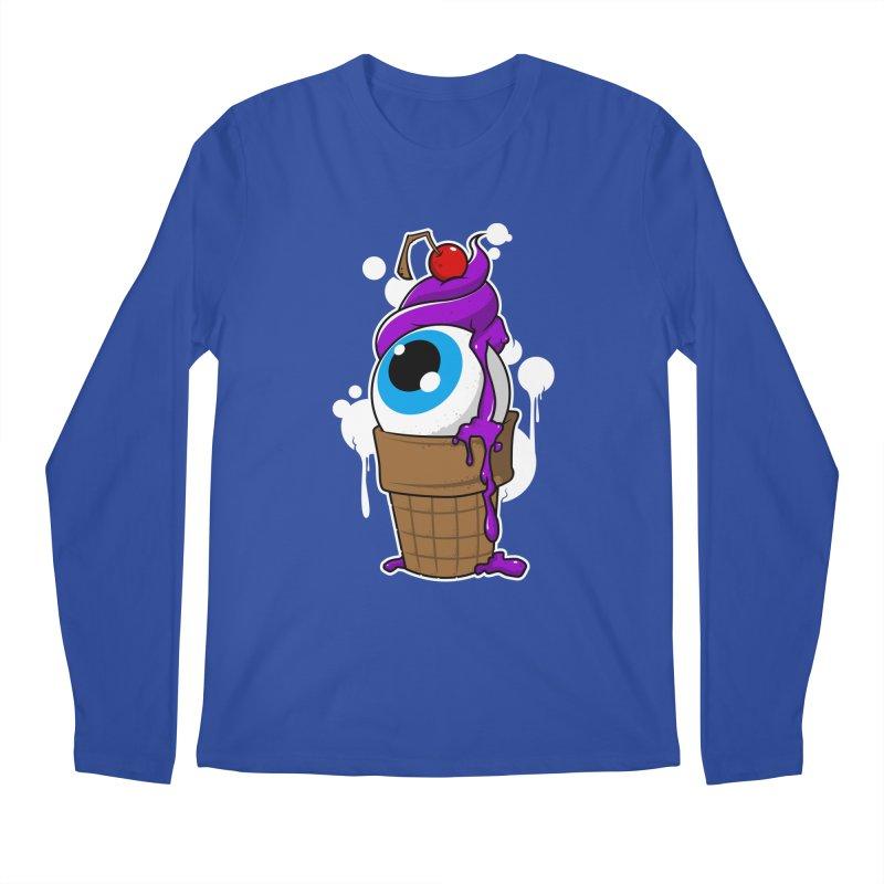 Eyescream Men's Longsleeve T-Shirt by emodistcreates's Artist Shop