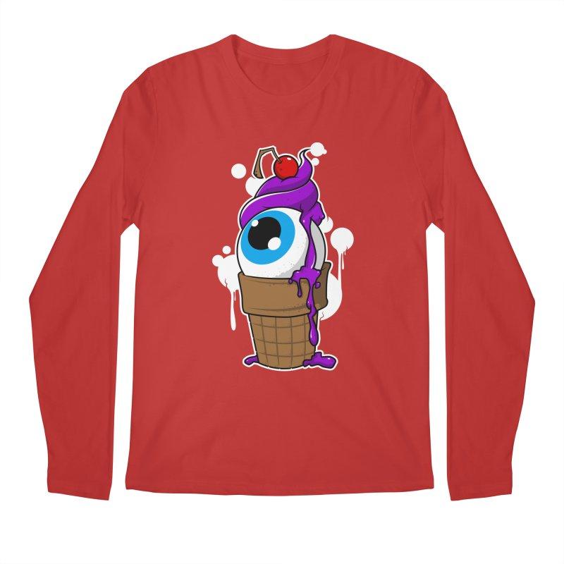 Eyescream Men's Regular Longsleeve T-Shirt by emodistcreates's Artist Shop