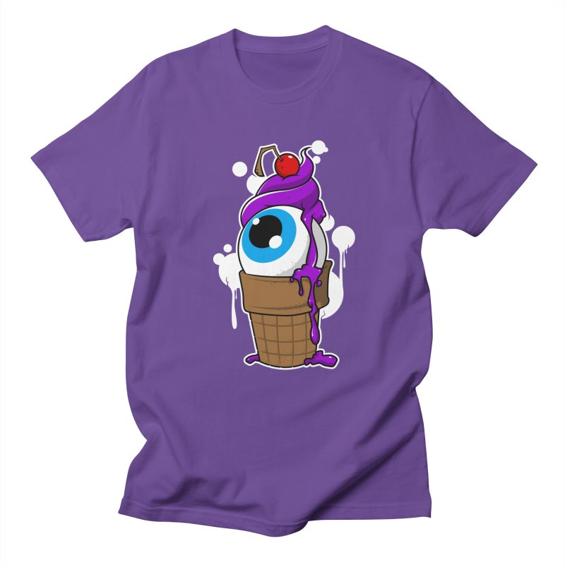 Eyescream Men's Regular T-Shirt by emodistcreates's Artist Shop