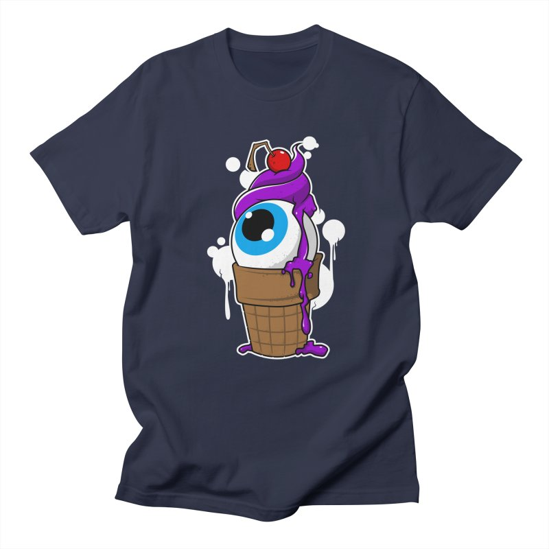 Eyescream Men's T-shirt by emodistcreates's Artist Shop