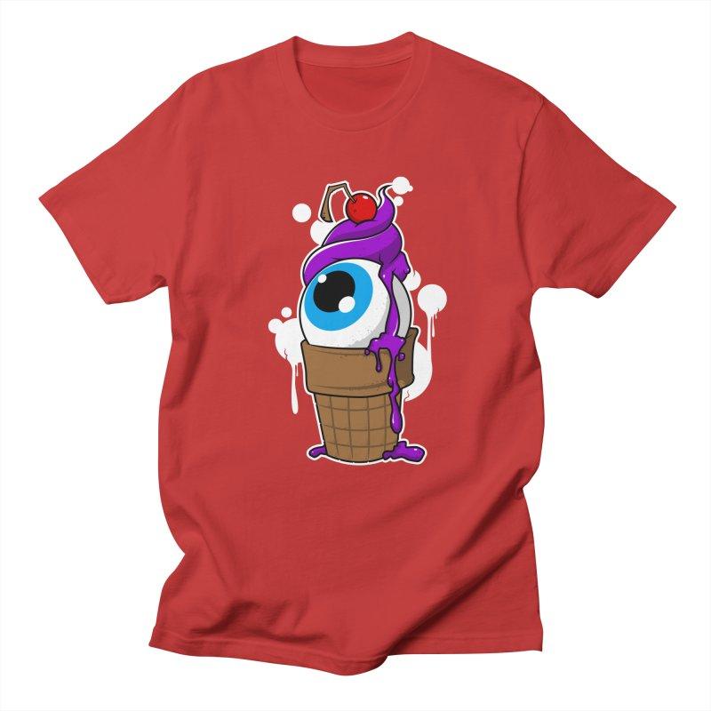 Eyescream Men's T-Shirt by emodistcreates's Artist Shop