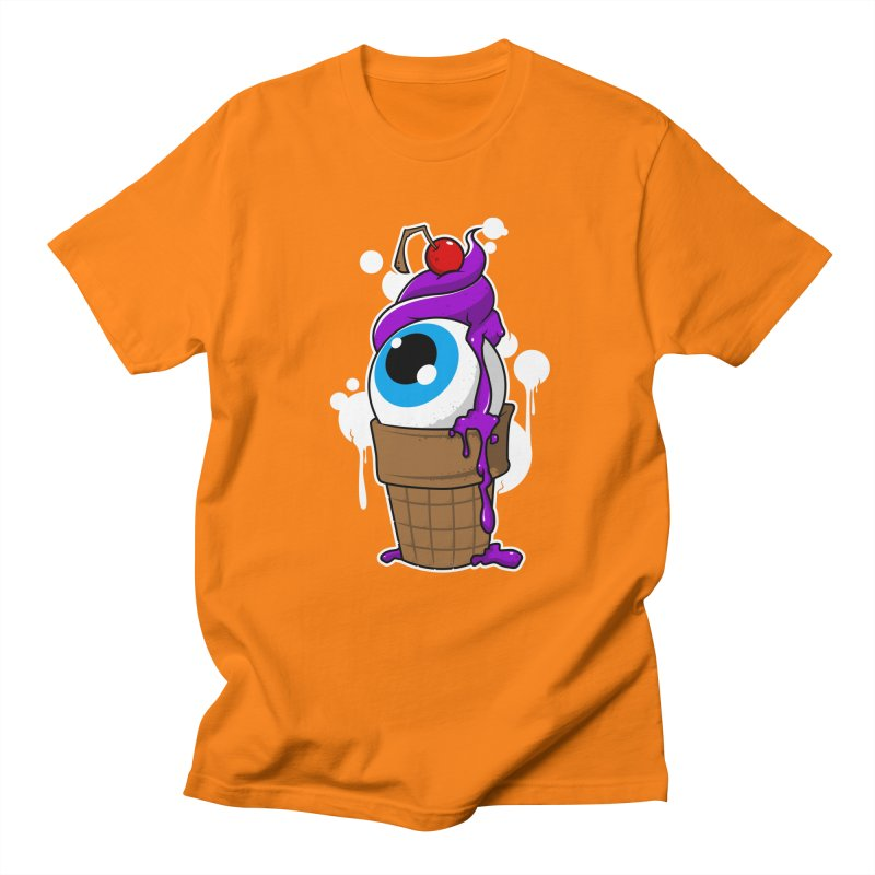Eyescream Men's Regular T-Shirt by emodistcreates's Artist Shop