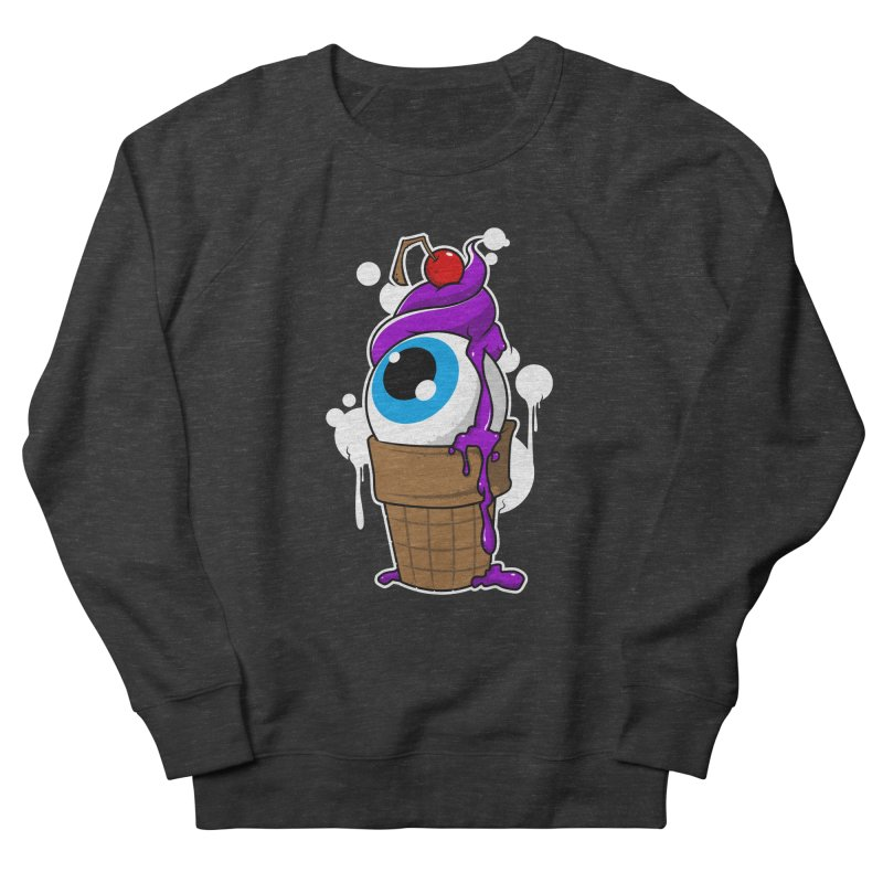 Eyescream Women's Sweatshirt by emodistcreates's Artist Shop