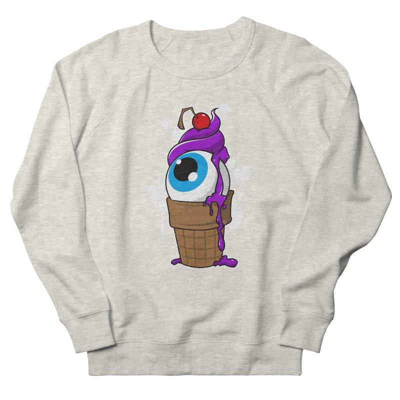 Eyescream Men's Sweatshirt by emodistcreates's Artist Shop