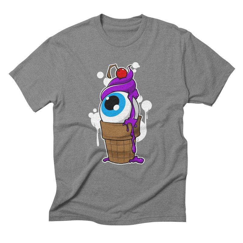 Eyescream Men's Triblend T-Shirt by emodistcreates's Artist Shop