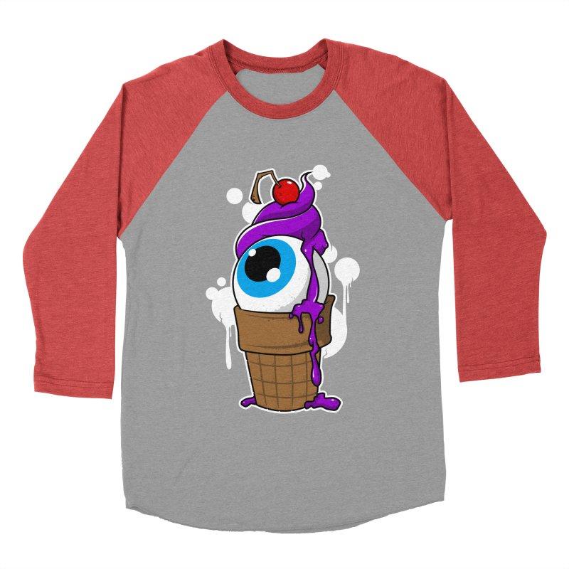 Eyescream Men's Baseball Triblend Longsleeve T-Shirt by emodistcreates's Artist Shop