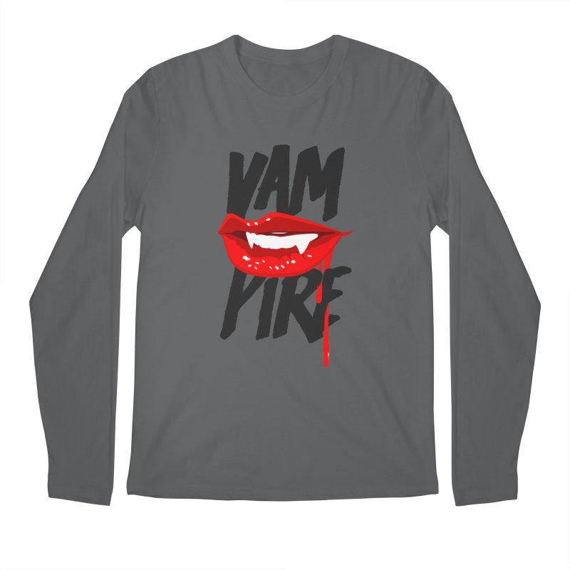 Vampire Men's Longsleeve T-Shirt by emodistcreates's Artist Shop