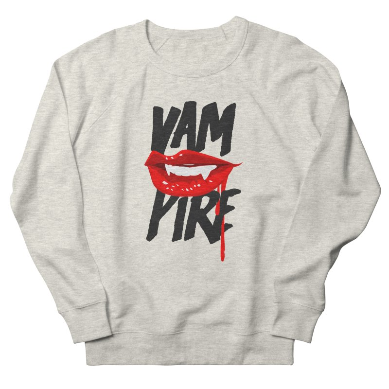 Vampire Women's Sweatshirt by emodistcreates's Artist Shop