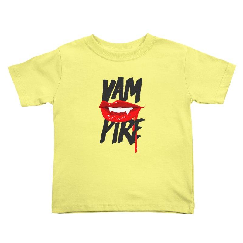 Vampire Kids Toddler T-Shirt by emodistcreates's Artist Shop