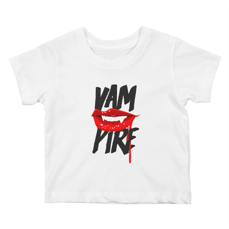 Vampire Kids Baby T-Shirt by emodistcreates's Artist Shop