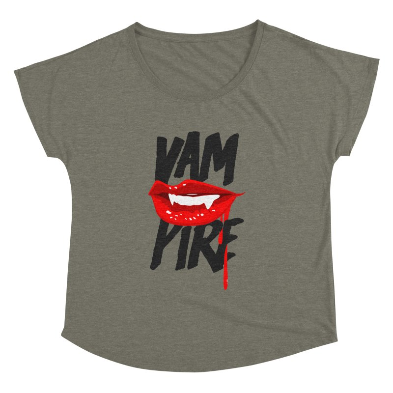 Vampire Women's Dolman by emodistcreates's Artist Shop