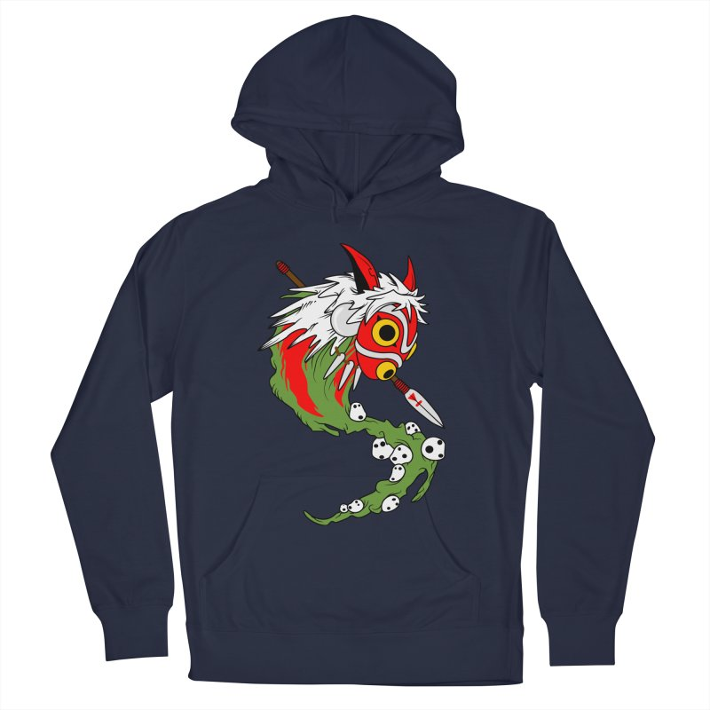 Mononoke Women's Pullover Hoody by emodistcreates's Artist Shop