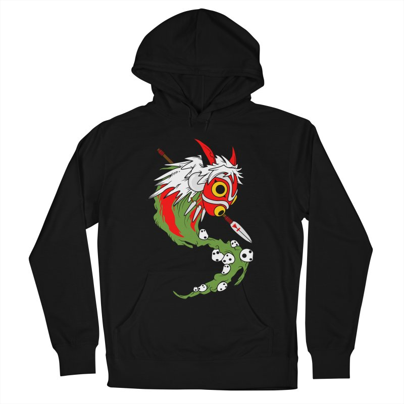 Mononoke Men's Pullover Hoody by emodistcreates's Artist Shop