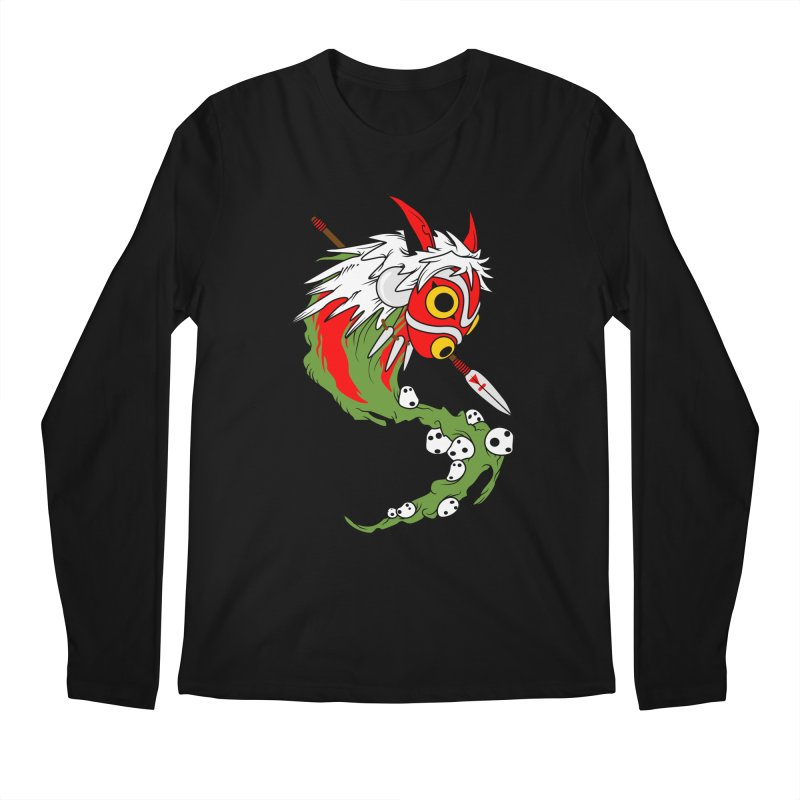 Mononoke Men's Longsleeve T-Shirt by emodistcreates's Artist Shop