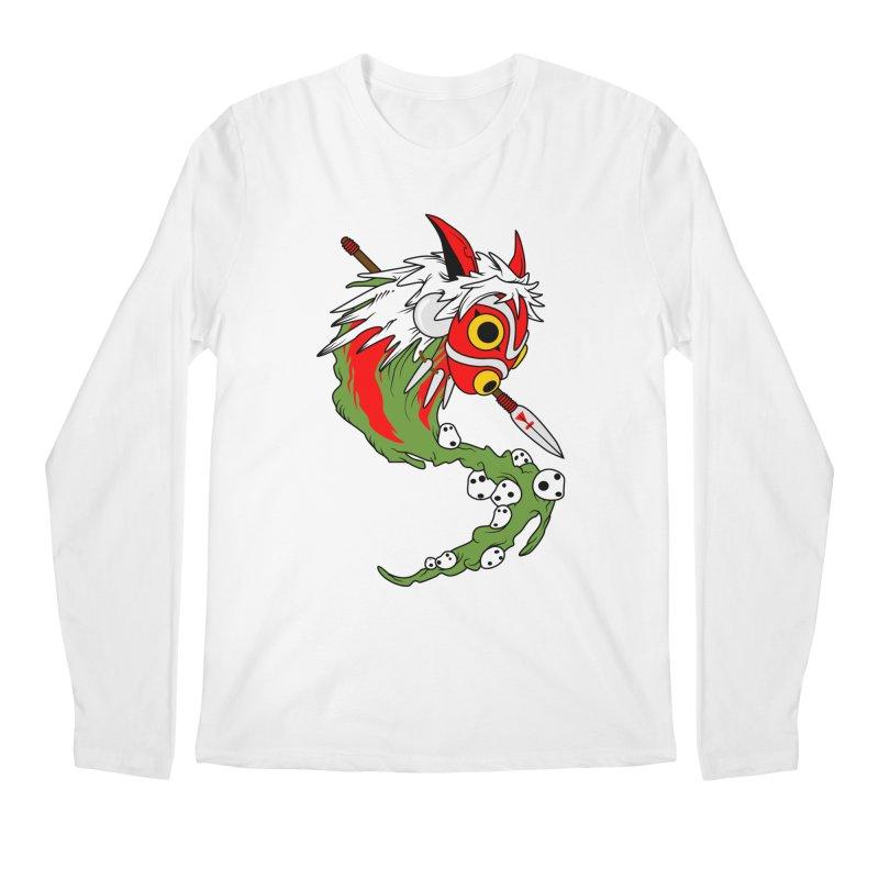 Mononoke Men's Regular Longsleeve T-Shirt by emodistcreates's Artist Shop