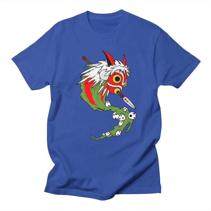 Mononoke Men's Regular T-Shirt by emodistcreates's Artist Shop