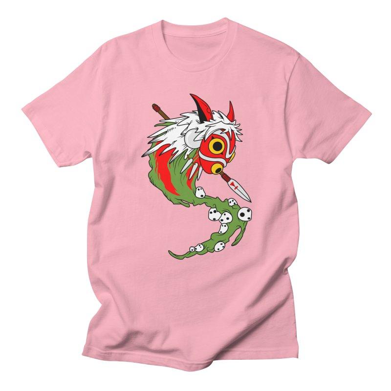 Mononoke Men's T-Shirt by emodistcreates's Artist Shop