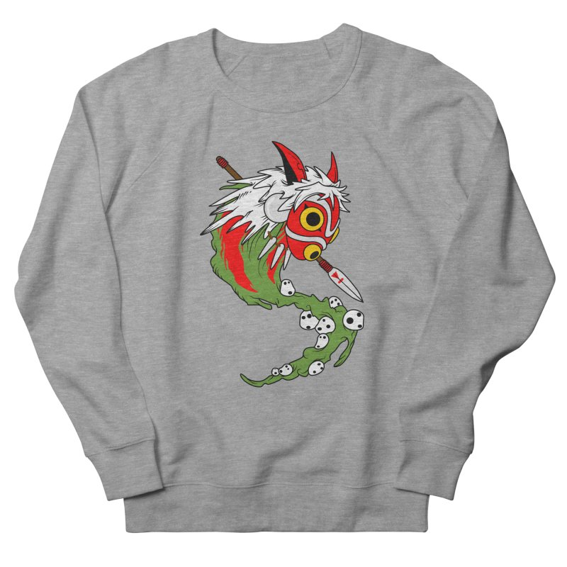Mononoke Women's Sweatshirt by emodistcreates's Artist Shop
