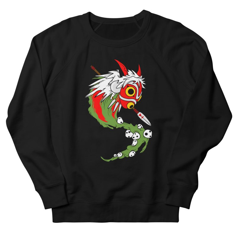 Mononoke Women's Sweatshirt by emodistcreates's Artist Shop