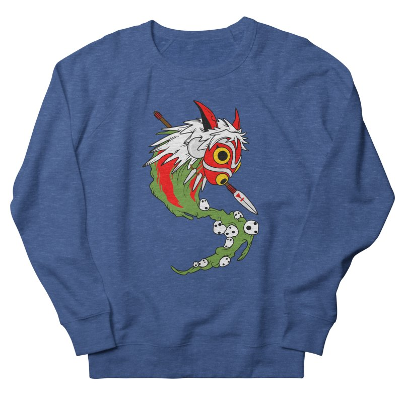 Mononoke Men's Sweatshirt by emodistcreates's Artist Shop