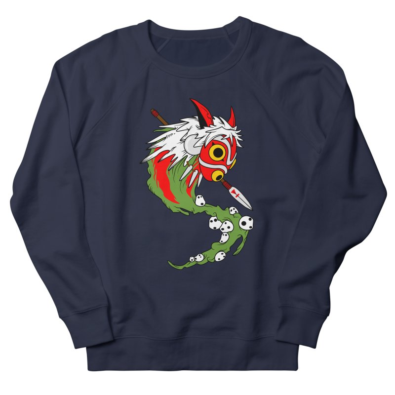 Mononoke Men's Sweatshirt by emodistcreates's Artist Shop