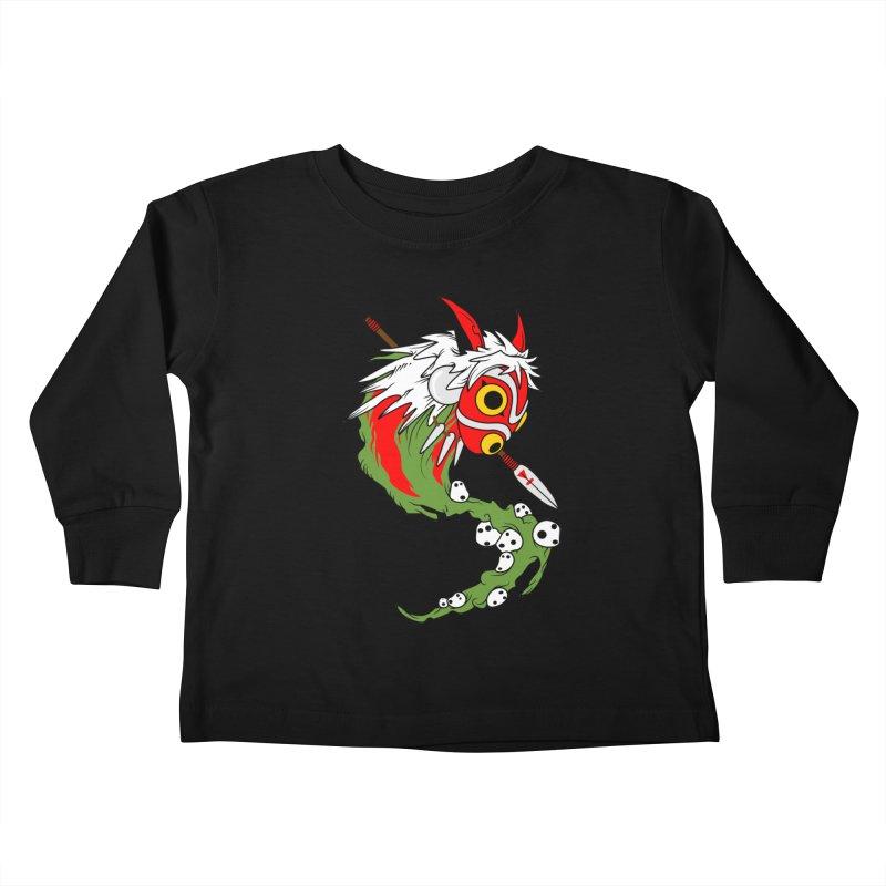 Mononoke Kids Toddler Longsleeve T-Shirt by emodistcreates's Artist Shop