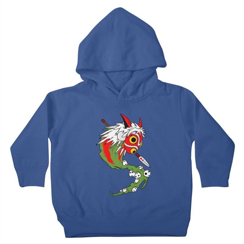 Mononoke Kids Toddler Pullover Hoody by emodistcreates's Artist Shop