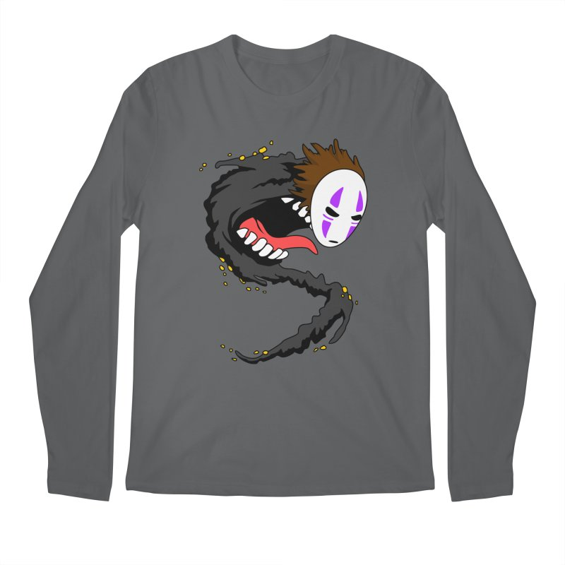 Noface Men's Longsleeve T-Shirt by emodistcreates's Artist Shop