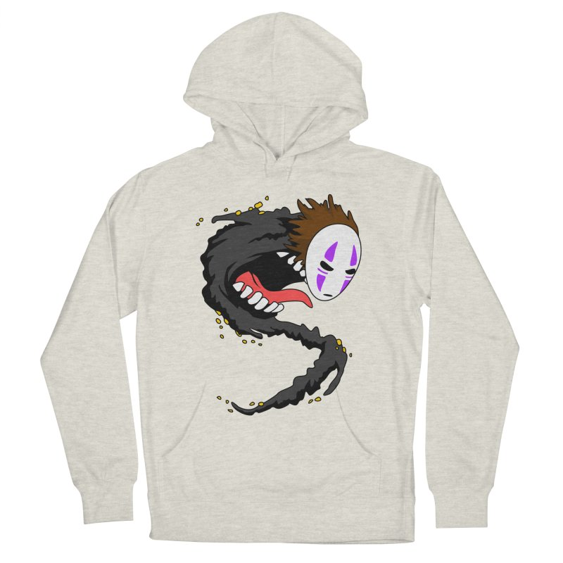 Noface Women's Pullover Hoody by emodistcreates's Artist Shop