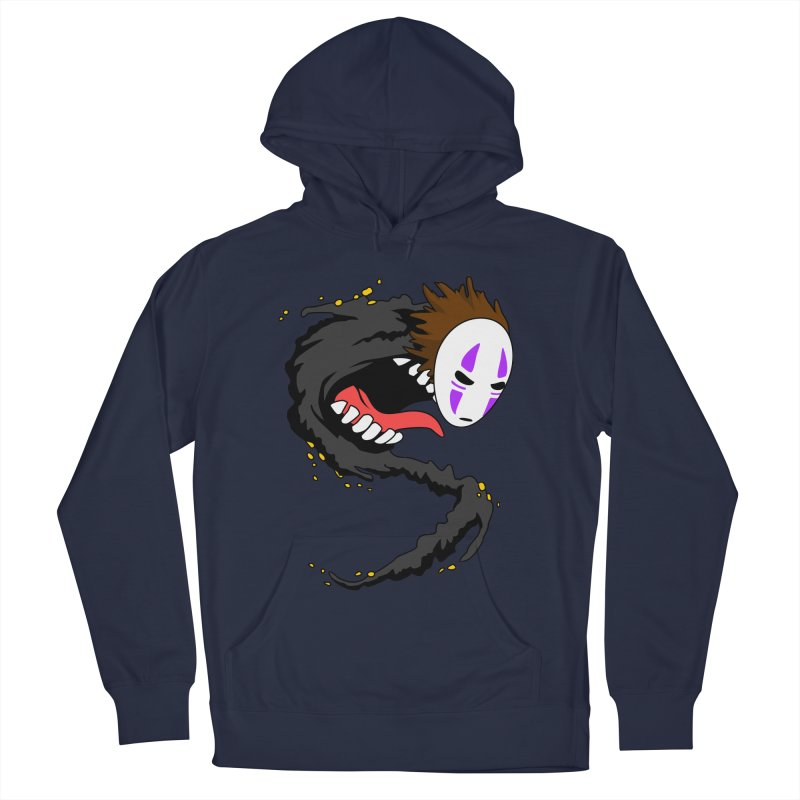 Noface Women's French Terry Pullover Hoody by emodistcreates's Artist Shop