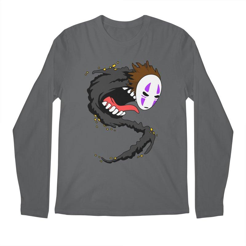 Noface Men's Longsleeve T-Shirt by emodistcreates's Artist Shop