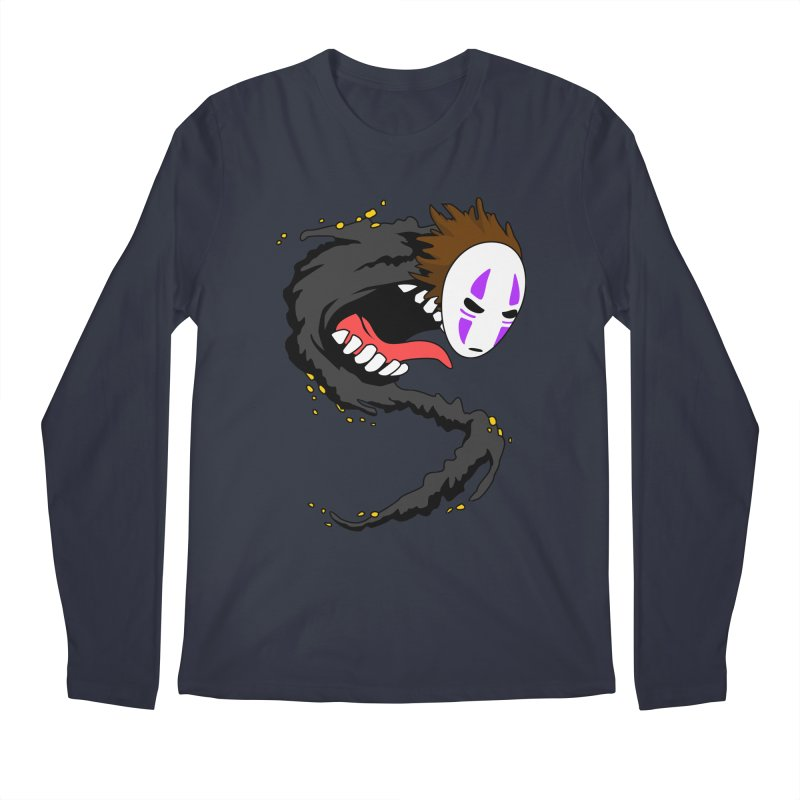 Noface Men's Regular Longsleeve T-Shirt by emodistcreates's Artist Shop