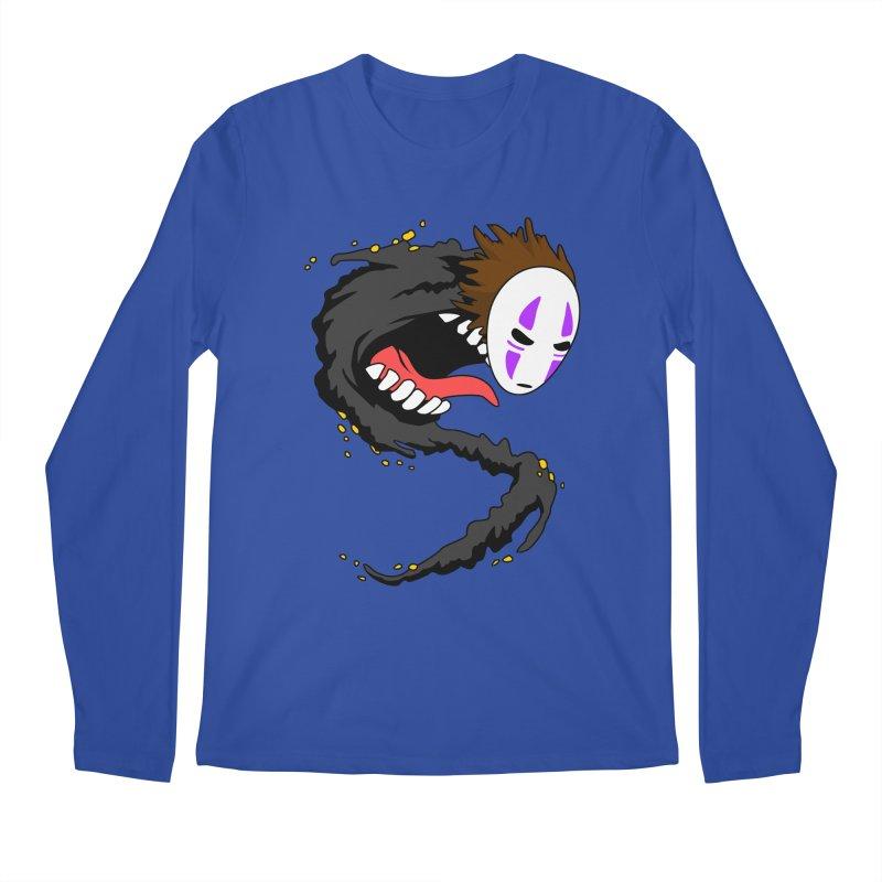 Noface Men's Regular Longsleeve T-Shirt by emodistcreates's Artist Shop