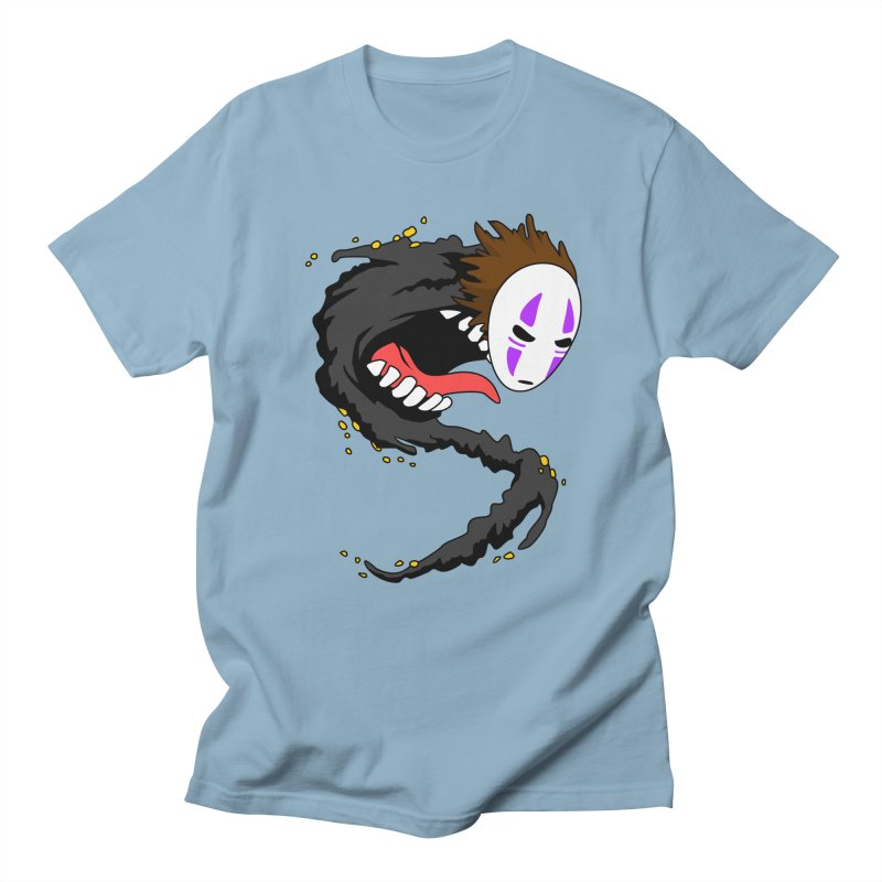 Noface Men's Regular T-Shirt by emodistcreates's Artist Shop