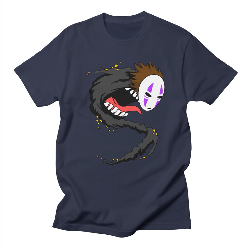 Noface Men's Regular T-Shirt by emodistcreates's Artist Shop
