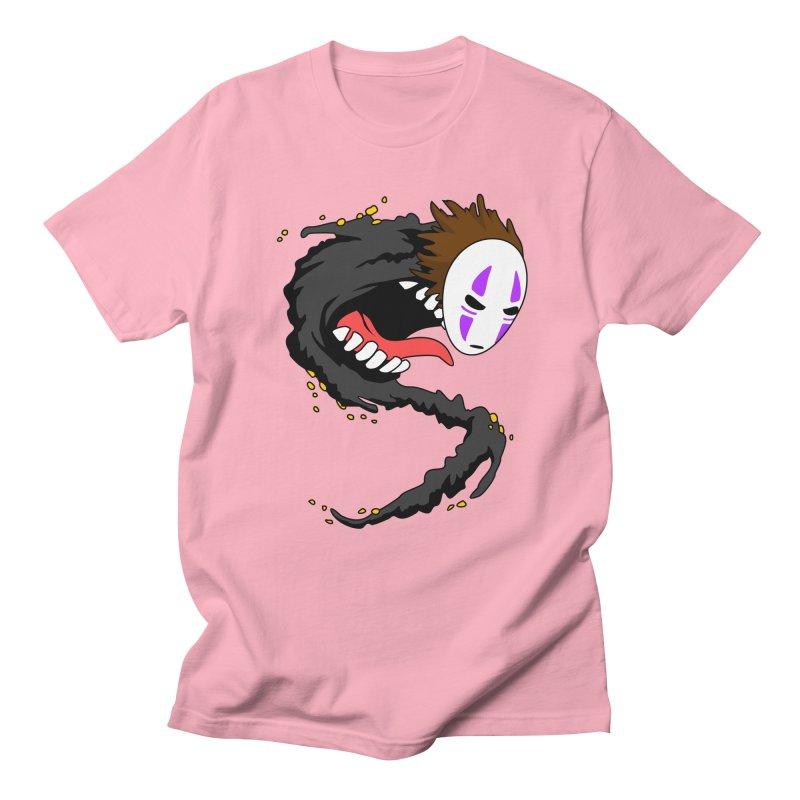 Noface Men's T-Shirt by emodistcreates's Artist Shop